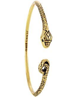 Kundali Queen Serpent Bangle