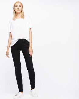 30 Inch Richmond Black Skinny Jeans