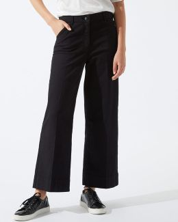 Hoxton Crop Flare Jeans