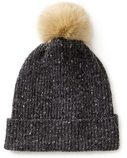 Harris Donegal Pom Hat