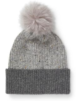 Iona Block Donegal Pom Hat