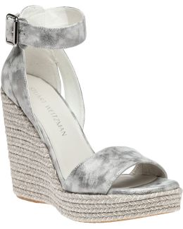 Mostly Clouded Nappa Wedge