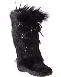 Davos Snow Boot Black