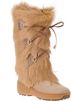 Davos Snow Boot Natural