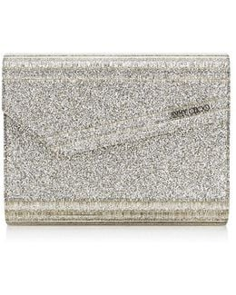 Candy Glitter Acrylic Convertible Clutch