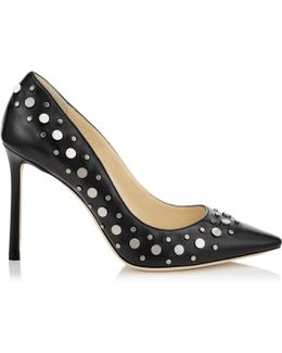 Romy Studded Pumps