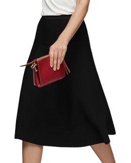 Loretta A-line Knitted Skirt