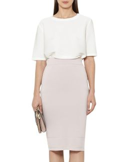Guardian Knitted Pencil Skirt