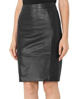 Olivia Ponte Skirt