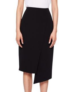 Nimmo Wrap Pencil Skirt