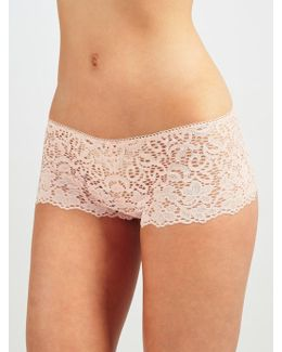 Classic Lace Boy Shorts