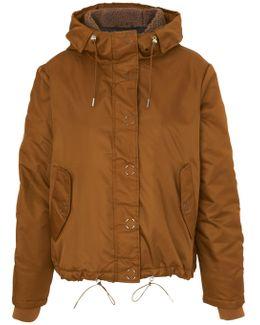 Blake Casual Hooded Coat