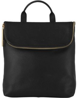 Mini Verity Leather Backpack