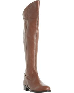 Tippler Leather Knee High Boots