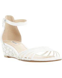 Kayleen Wedge Heeled Sandals