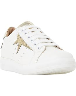 Equel Lace Up Trainers