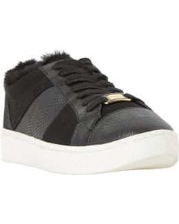 Egypt Lace Up Trainers