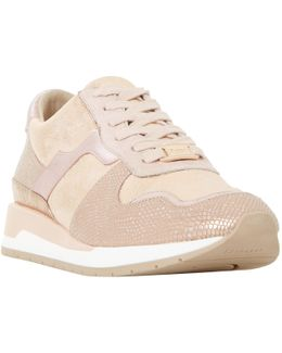 Elena Lace Up Trainers