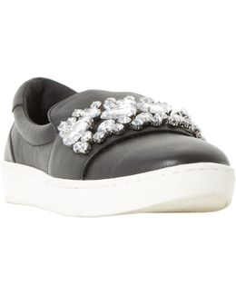 Endeavour Embellished Trainers