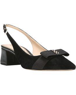 Alden Slingback Court Shoe