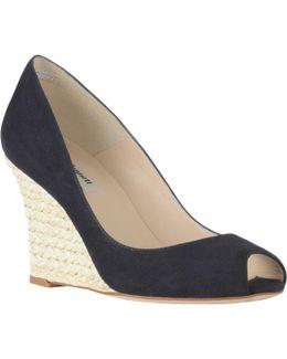 Estela Wedge Heeled Sandals