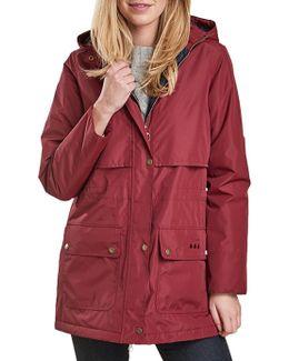 Stratus Waterproof Hooded Jacket