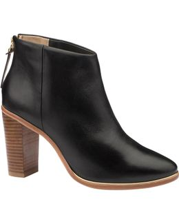 Lorca 2 Block Heel Ankle Boots