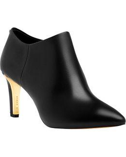 Nyiri Stiletto Heel Ankle Boots