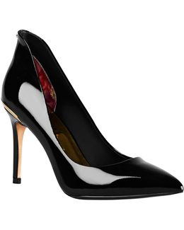 Saviy Pointed Toe Court Shoes