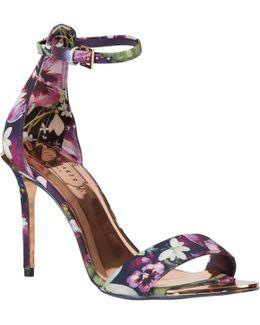 Charv Entangled Enchantment Stiletto Sandals
