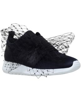Letty Bow Slip On Trainers