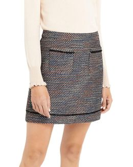 Boucle Tweed Mini