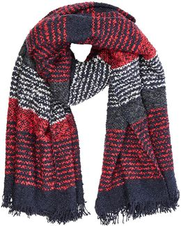 Boucle Textured Scarf