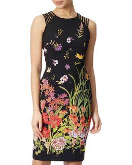 Plus Size Strapped Shoulder Dress