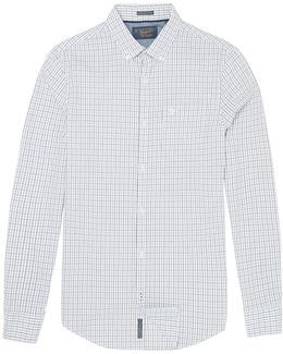 Tattersall Check Slim Fit Shirt