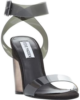 Clearer Strappy Sandals