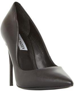 Daisie Stiletto Heeled Court Shoes