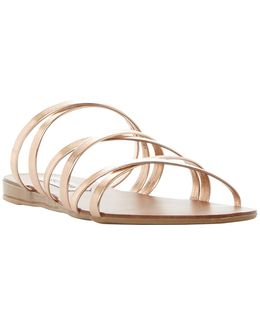 Rory Cross Strap Sandals