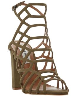 Skales Block Heeled Sandals
