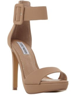 Coco Ankle Strap Stiletto Sandals