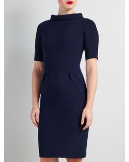 Picture Collar Dress