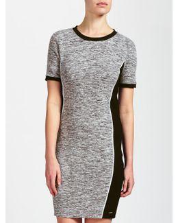 Dania Slub Jersey Dress