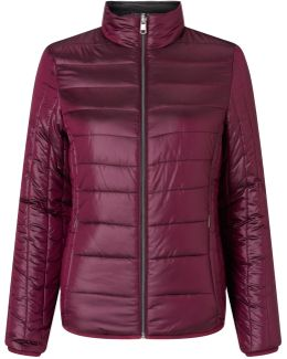 Oralie Reversible Padded Jacket