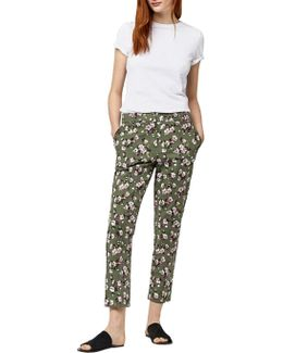 Mae Floral Trousers
