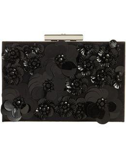 Flora Box Clutch Bag