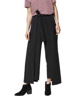 Kimberly Cropped Trousers