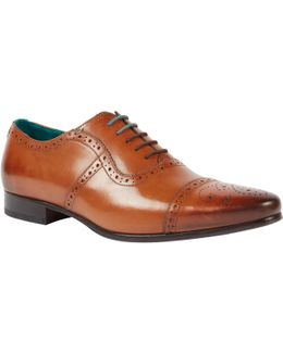 Rauri Toe Cap Shoes