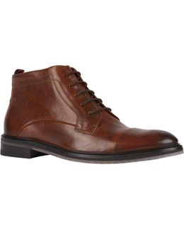 Rissh 2 Oxford Leather Shoes