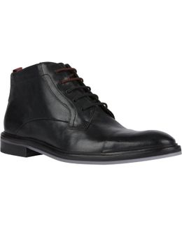 Baise2 Leather Boots