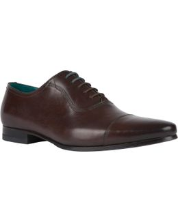 Spiroe Glossby Brown Shoes